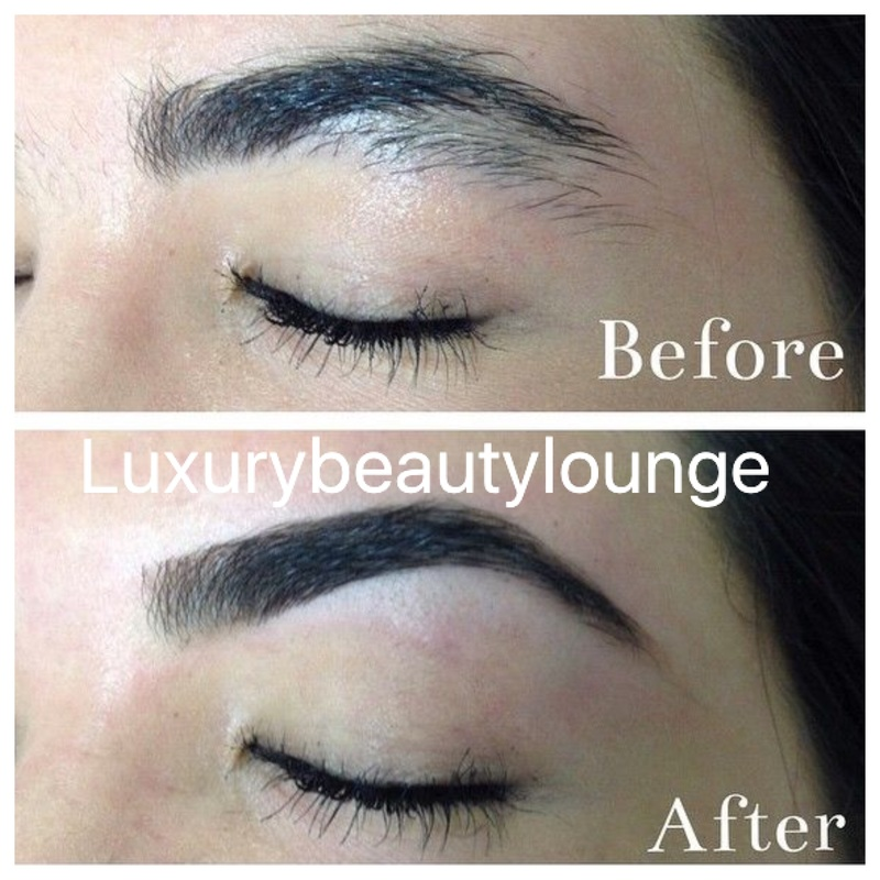 Eyebrow Threading Luxury Beauty Lounge